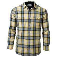 Men's Christopher Fleece Lined Shirt by Mountain Khakis