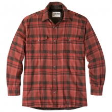 Men's Christopher Fleece Lined Shirt by Mountain Khakis in Ridgway Co