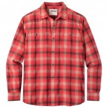 Men's Saloon Flannel Shirt by Mountain Khakis in Wilton Ct
