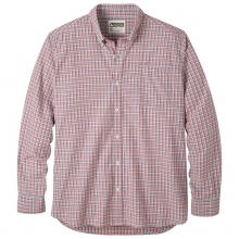 Men's Spalding Gingham Long Sleeve Shirt by Mountain Khakis in Columbus Oh