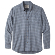 Men's Spalding Gingham Long Sleeve Shirt by Mountain Khakis in Birmingham Mi