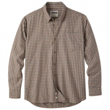 Men's Spalding Gingham Long Sleeve Shirt by Mountain Khakis in Homewood Al