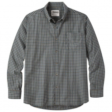 Men's Spalding Gingham Long Sleeve Shirt by Mountain Khakis