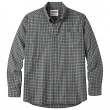 Men's Spalding Gingham Long Sleeve Shirt by Mountain Khakis in Mobile Al
