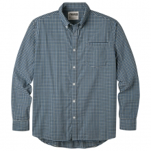 Men's Spalding Gingham Long Sleeve Shirt by Mountain Khakis in Alpharetta Ga