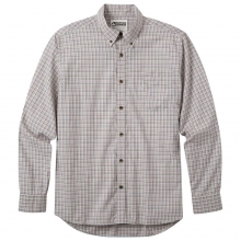Men's Spalding Gingham Long Sleeve Shirt by Mountain Khakis in Lafayette Co