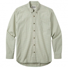 Men's Spalding Gingham Long Sleeve Shirt by Mountain Khakis in Greenville Sc