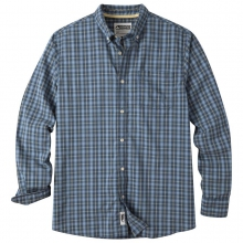 Men's Uptown Tattersall Shirt by Mountain Khakis in New Haven Ct