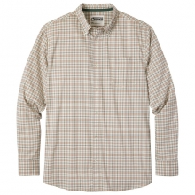 Men's Uptown Tattersall Shirt by Mountain Khakis in Opelika Al