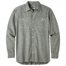 Mountain Chambray Long Sleeve Shirt by Mountain Khakis