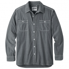 Men's Mountain Chambray Long Sleeve Shirt by Mountain Khakis