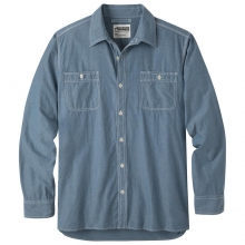 Men's Mountain Chambray Long Sleeve Shirt by Mountain Khakis in Metairie La