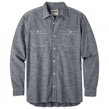 Men's Mountain Chambray Long Sleeve Shirt