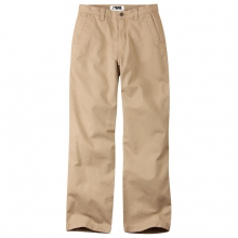 Men's Teton Twill Pant Slim Fit by Mountain Khakis in Madison Al