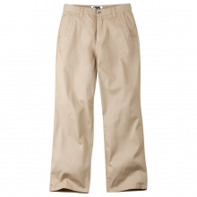 Men's Lake Lodge Twill Pant Relaxed Fit by Mountain Khakis