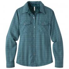 Women's Christi Fleece Lined Shirt by Mountain Khakis in Chattanooga Tn