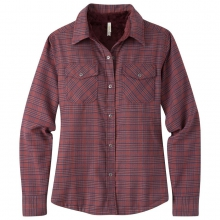 Women's Christi Fleece Lined Shirt by Mountain Khakis in Lafayette Co