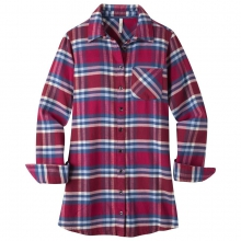 Women's Penny Flannel Tunic by Mountain Khakis in Bentonville Ar