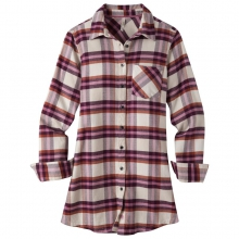 Women's Penny Flannel Tunic by Mountain Khakis in Flagstaff Az
