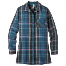 Women's Penny Flannel Tunic by Mountain Khakis in Sioux Falls SD