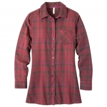 Women's Penny Flannel Tunic by Mountain Khakis in Little Rock Ar