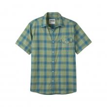 Men's Shoreline Short Sleeve Shirt by Mountain Khakis in Burlington Vt