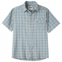 Men's Shoreline Short Sleeve Shirt by Mountain Khakis in Mt Pleasant Sc