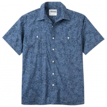 Men's Ace Indigo Short Sleeve Shirt by Mountain Khakis in Delafield Wi