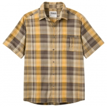 Men's Tomahawk Madras Shirt by Mountain Khakis in Oxford Ms