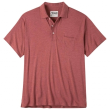 Men's Patio Polo Shirt by Mountain Khakis in Oxford Ms