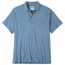 Men's Patio Polo Shirt by Mountain Khakis in Madison Al
