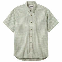 Men's Spalding Gingham Short Sleeve Shirt by Mountain Khakis in Chattanooga Tn
