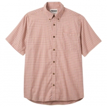 Men's Spalding Gingham Short Sleeve Shirt by Mountain Khakis in Baton Rouge La