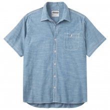 Men's Mountain Chambray Short Sleeve Shirt by Mountain Khakis in Oro Valley Az