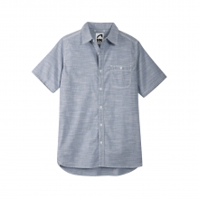 Men's Mountain Chambray Short Sleeve Shirt by Mountain Khakis in Baton Rouge La