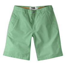 Men's Poplin Short Slim Fit by Mountain Khakis in Oxford Ms