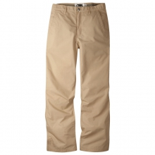 Men's Poplin Pant Relaxed Fit by Mountain Khakis in Nibley Ut