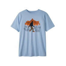 Men's Sasquatch Short Sleeve T-shirt