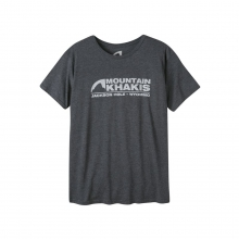 Logo Long Sleeve T-Shirt by Mountain Khakis in Athens Ga