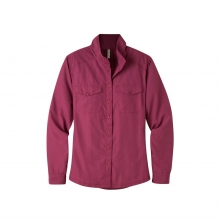 Women's Trail Creek Long Sleeve Shirt by Mountain Khakis
