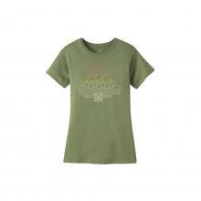 Women's Sylvan Short Sleeve T-Shirt by Mountain Khakis