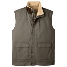 Men's Ranch Shearling Vest by Mountain Khakis