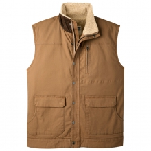 Men's Ranch Shearling Vest by Mountain Khakis in Colorado Springs Co