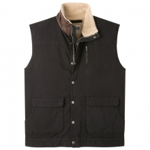 Men's Ranch Shearling Vest by Mountain Khakis in Nibley Ut