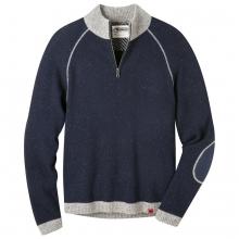 Men's Fleck Qtr Zip Sweater by Mountain Khakis