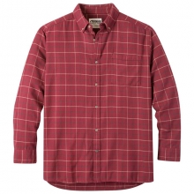 Men's Downtown Flannel Shirt by Mountain Khakis in Wilton Ct