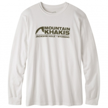 Logo Long Sleeve T-Shirt by Mountain Khakis