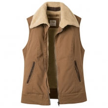 Women's Ranch Shearling Vest by Mountain Khakis in Madison Al