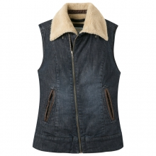 Women's Ranch Shearling Vest by Mountain Khakis in Juneau Ak