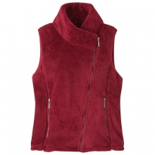 Women's Wanderlust Fleece Vest by Mountain Khakis in Mt Pleasant Sc
